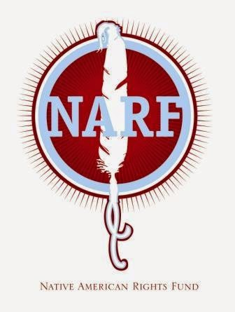 Native American Rights Fund (NARF) logo