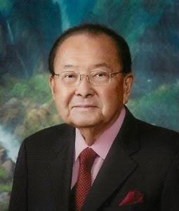 Senator Daniel K. Inouye (1924-2012)