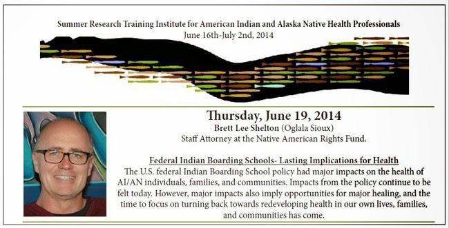 Flyer for June 19 presentation