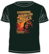 Standing Firm for Justice shirt