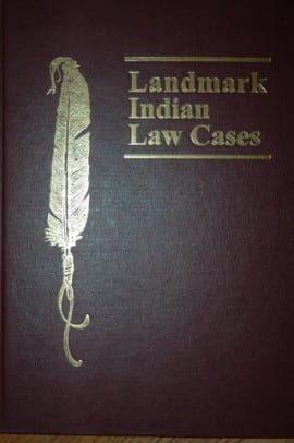 Landmark Indian Law Cases - front cover