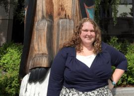 Christine Miller, NARF Summer Law Clerk