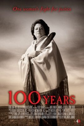 100 years movie poster