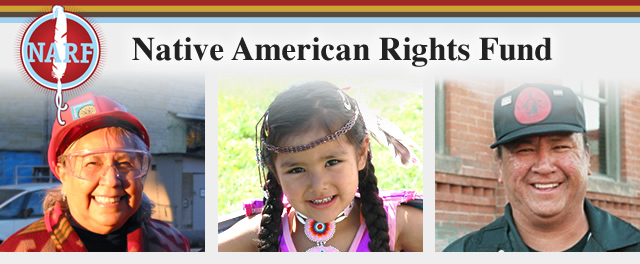 Native American Rights Fund people