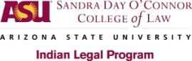 Arizona State University Indian Legal Program logo