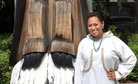 Nazune Menka, NARF summer law clerk