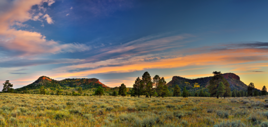 Bears Ears at Sunset. Photo credit: Tim Peterson.