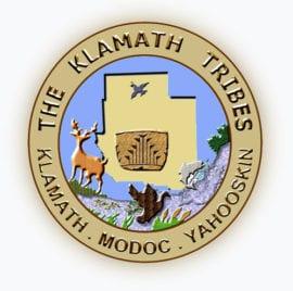 Klamath Tribes seal