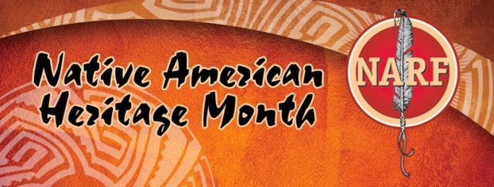 Native American Heritage Month - Native American Rights Fund