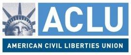 American Civil Liberties Union ACLU logo