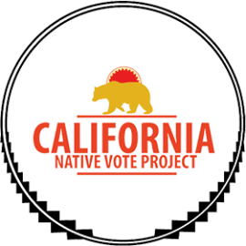 California Native Vote Project logo