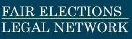 Fair Elections Legal Network logo
