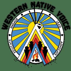 Western Native Voice logo