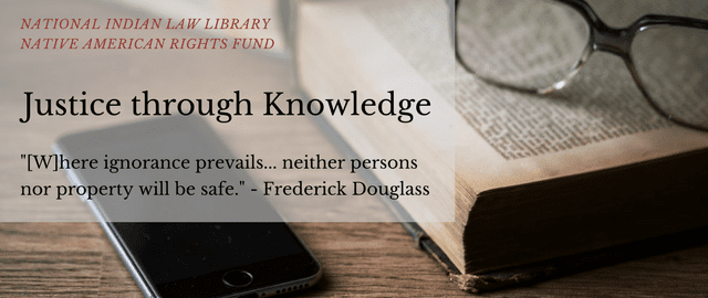 NILL Justice through Knowledge header image
