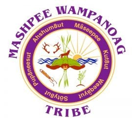 Mashpee Wampanoag tribal seal