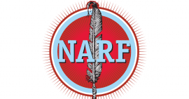 NARF logo in Facebook image size 1200px x 630px