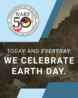 Today and Every Day, We Celebrate Earth Day.