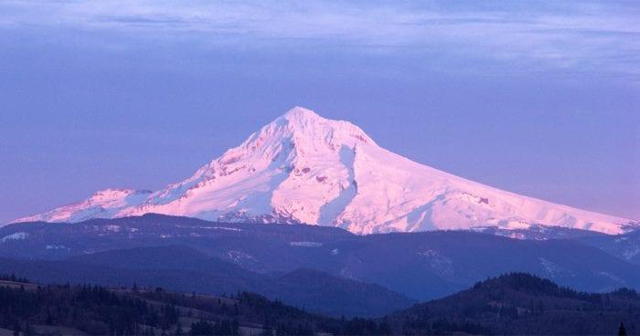 Beautiful photo of Mt. Hood