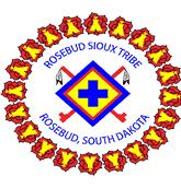 Rosebud Sioux Tribe flag