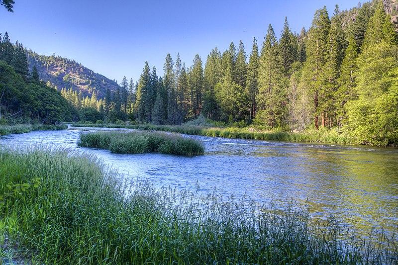Photo of Upper Klamath River