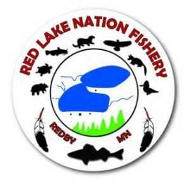 Red Lake Fishery logo