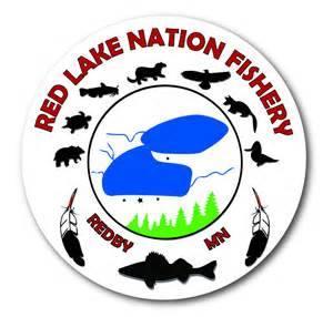 Red Lake Fishery logo