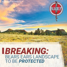 Breaking: Bears Ears Landscape to be Protected